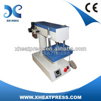Small automatic pneumatic heat transfer machine for tshirt printing hot foil stamping heat transfer