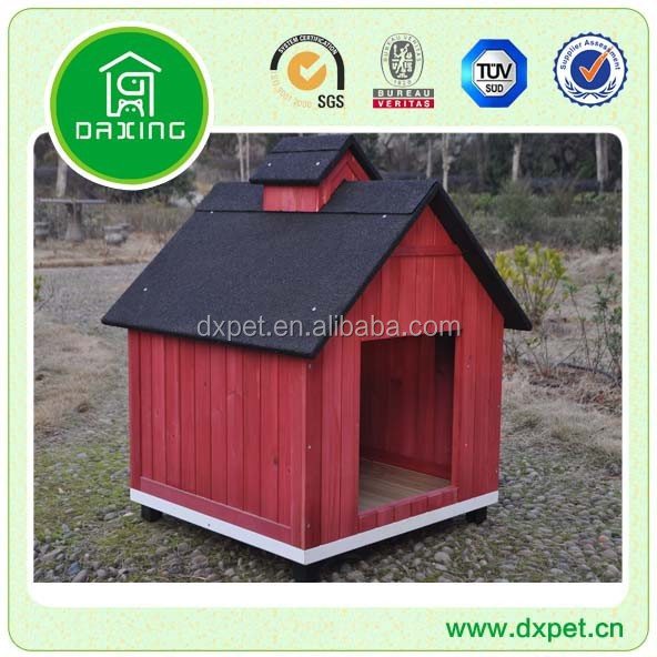 DXDH019 wooden classic dog house