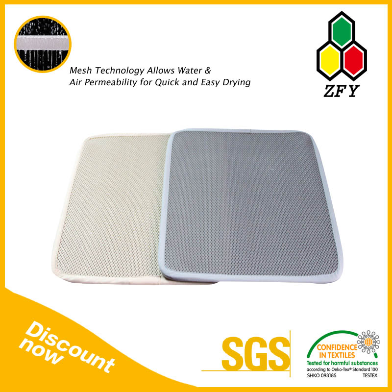 2015 new arrival & free sample waterproof foam stadium seat cushion