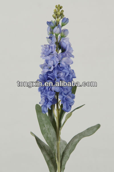 27390PN blue viole is hot sale flowers in China