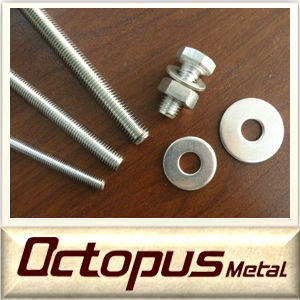 Fastener threaded rod