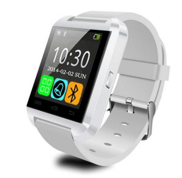 OEM Cheap U8 Smart Watch for Android Phone Smart Watch Pedometer Altimeter Thermometer Stopwatch