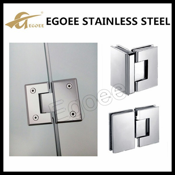 stainless steel high quality glass door patch fitting E-215