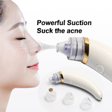 beauty salon equipment tools nose cleaner electric makeup vacuum acne facial cleansing machine
