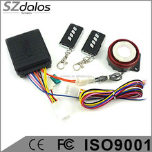 Easy Installation And Best Protection Minibike Alarm, one way motocycle alarm system, remote motorcycle alarm