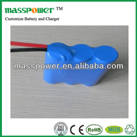 Shenzhen Masspower Wholesale Electronics Lithium Li ion Battery 3000mah
