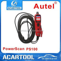 DHL Free shipping 2015 100% Original Autel PowerScan PS100 Circuit Tester