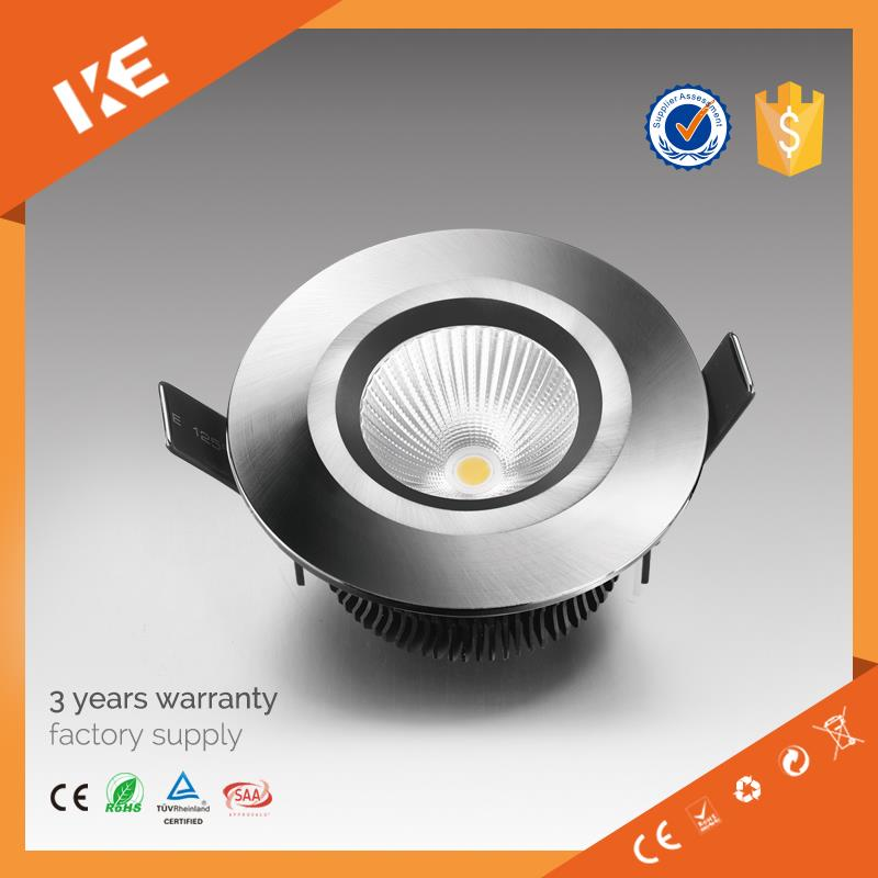 NBIKE cob 30 and 70 degree ceiling down light