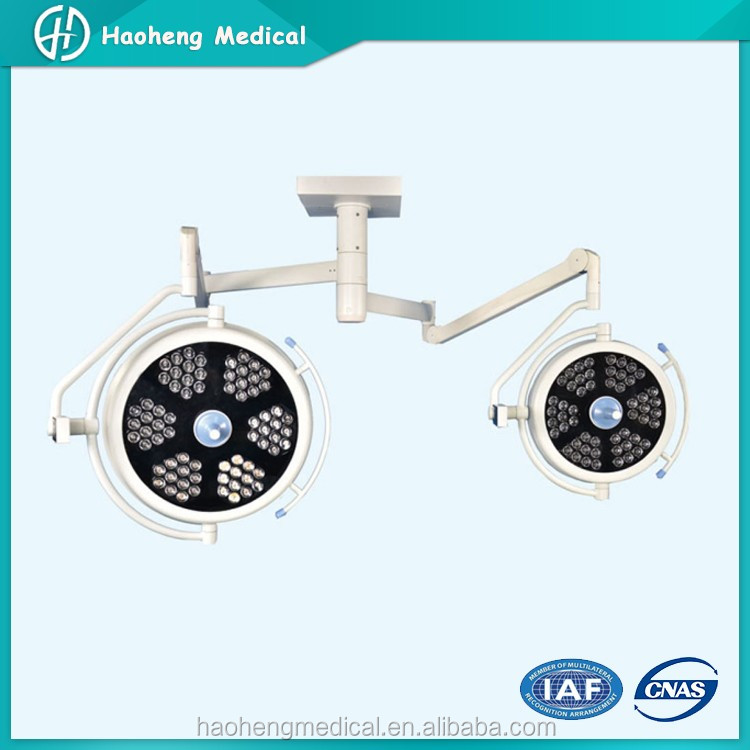 Dental Examination Lamp Double Dome Led Operating Lamp Surgical Lights