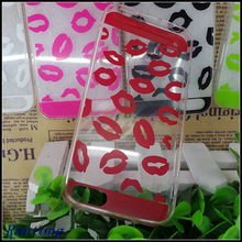Factory supplier newest excellent quality lip phone case for 2015