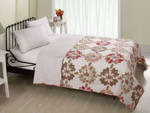 2014 China National brand Fashion Homes brushed microfiber quilts