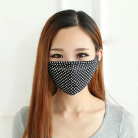 Environmental protection cotton cloth face mask remover anti dust face mask