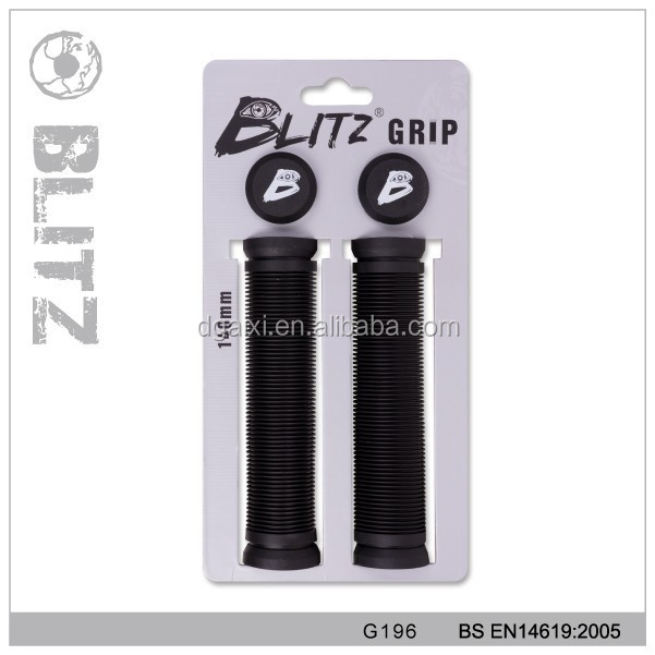 Fashion High Quality TPR Pro Scooter Grips