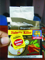 Pure Ceylon DIABETIC KILLER - 100% CINNAMON TEA