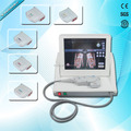 3 cartridges salon use anti-aging wrinkle removal hifu portable machine