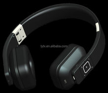 Popular NFC Wireless Stereo HI-FI Bluetooth Foldable Headset for Samsung/LG/Phones/PC