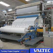 Cylinder Vat Former Waste Paper Recycling Machine/Toilet Paper Making