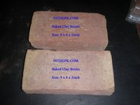 Fired Clay Bricks