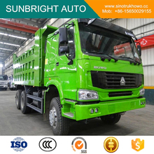 HOT Sinotruk Howo 6x4 336hp 18CBM capacity prices tipper truck for tipper truck