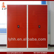 HOT Double Door Commercial Metal Gym Locker Room Furniture