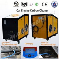 hho automobile carbon cleaner