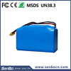 36v 44ah li-ion 18650 Li-ion Battery Pack 36V for Smart Self Balance Electric Scooter