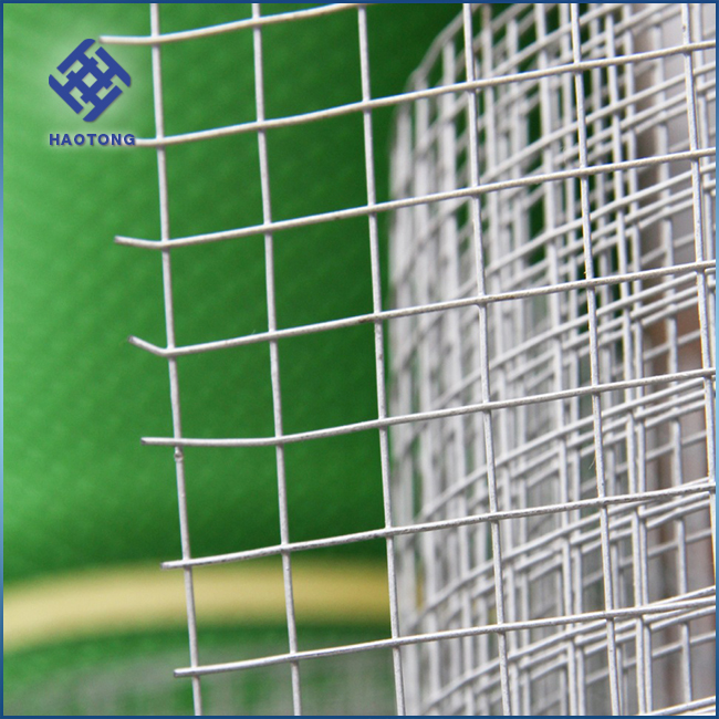 factory supply 1/2x1/2 galvanized welded wire mesh