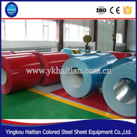 Color Zinc Coat , Coil Color Coated ,Galvanized Steel Coil