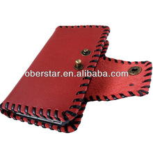 genuine leather smart cover for nokia / leather case cover for nokia 920