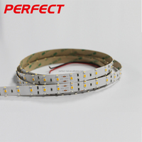 Ultra wide angle Led flexible strip light adopt High Brightness SMD2835+SMD3014 led as the light source
