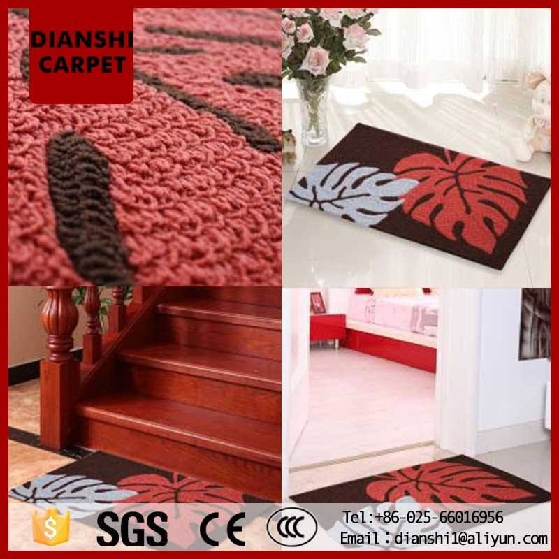 The Newest Trendy Digital Bath Printed Rug Pad With Low Price