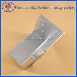 CNC machining aluminum automotive suspension parts