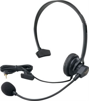 Headset Panasonic KX-TCA89 compatible with Panasonic cordless phones with 2.5mm jack