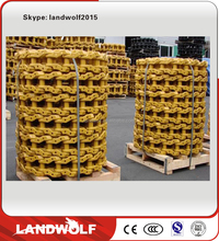 excavator parts undercarriage track chain track link