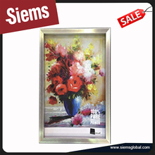 Siems aluminum fabric banner advertising poster frame for promotions