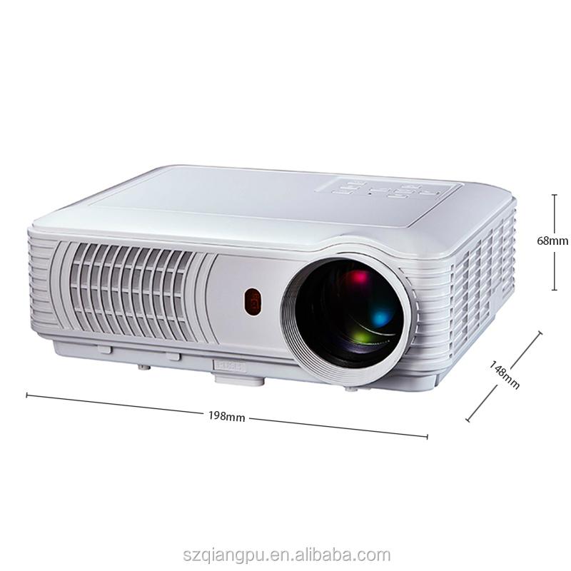 Venta caliente de cine en casa led grande lcd 1280x800 - Proyector cine en casa ...