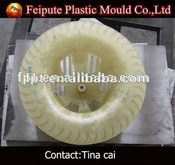 big Plastic Fan Impeller Mould Manufacturer