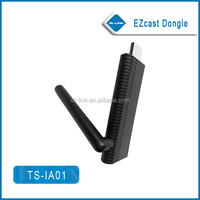 Factory Direct Supply! EZcast Ipush Airplay HDMI Dongle Cheapest Miracast Adapter Wireless Display WIFI Dongle