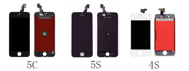 High quality LCD replacement for iphone 6s plus