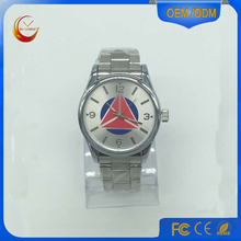 Alibaba Express 2015 quartz stainless steel watch water resistant
