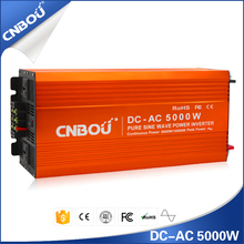 5KW 48V/96V 120V 192V off grid solar inverter with full protection