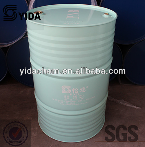 Industry grade propylene glycol N-butyl ether /glycol ether PNB