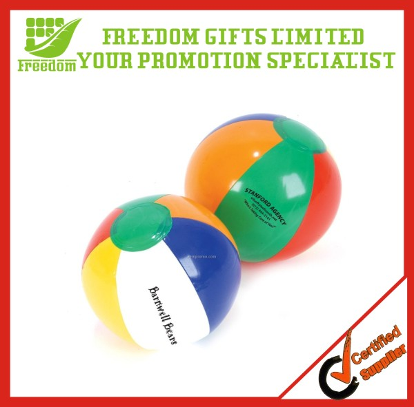 Promotional Cheap Custom Inflatable Beach Ball