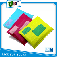 customized printed poly bubble mailer /courier envelope/post bags