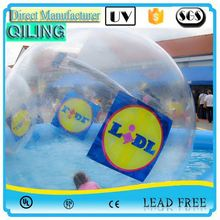 qiling New chanllenge splash water ball for health on sale