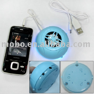speaker for ipod/MP3/MP4/CD player/mobile phone