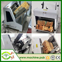 New design most popular home bread slicing machine
