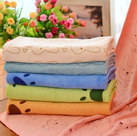 Hot selling quilted microfiber fabric