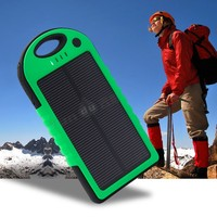 NEW SPECIAL ADITION---5000mAh Portable power bank with torch
