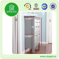Wholeslae mdf glass shoe cabinet